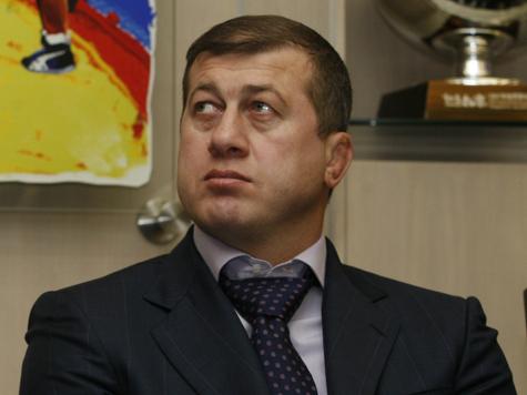 Уволен главный тренер сборной РФ повольной борьбе