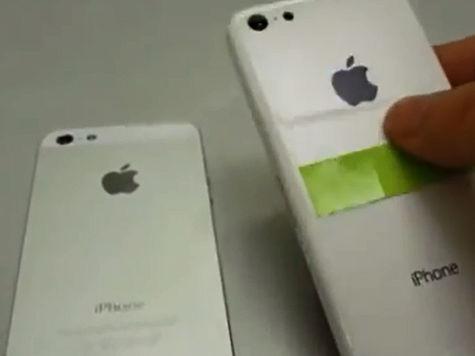 Китайцы показали видео с новым IPhone