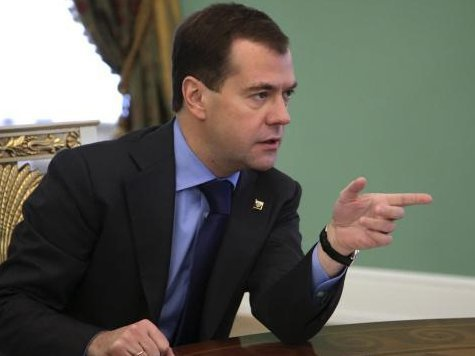 """В """"Единой России"""" предсказывают, что будущий премьер завалит работу """"большого правительства"""""""