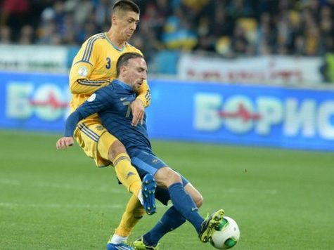 Экс-нападающий сборной Украины опасается, что жовто-блакитных могут засудить в матче с французами