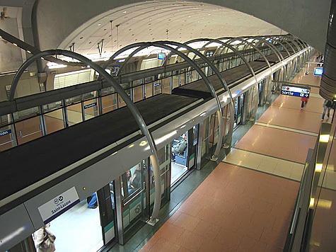 У метро — глубоко идущие планы