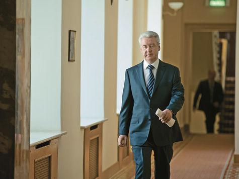 Собянин прочитал лекцию на экономфаке МГУ