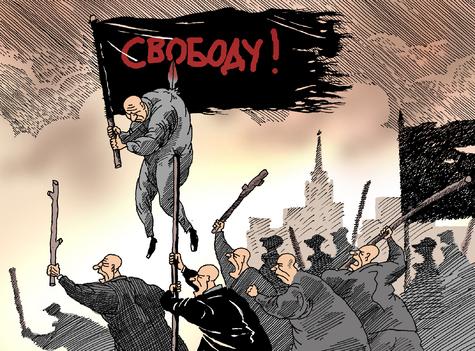 Российские либералы искали вход в ЕС. Не нашли