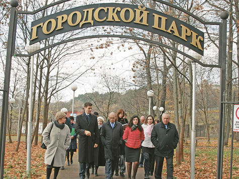 Звенигород станет туристическим городом
