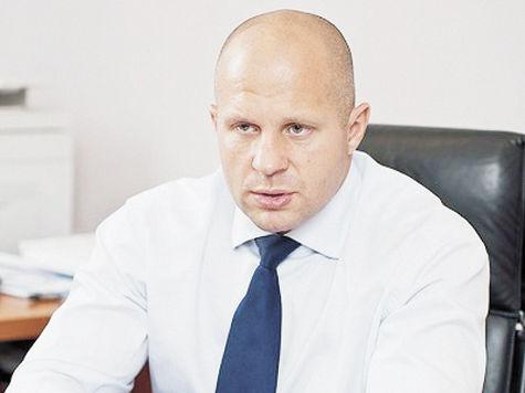 Фёдор Емельяненко проведёт в Сургуте мастер-класс