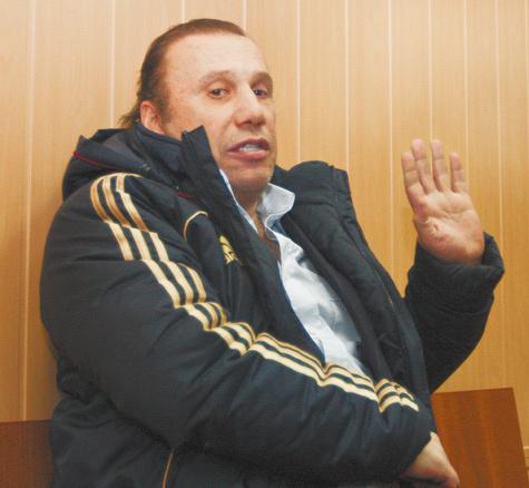 Батурина причесали перед арестом
