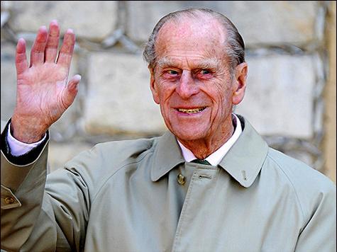 Мужу британской королевы исполнилось 90