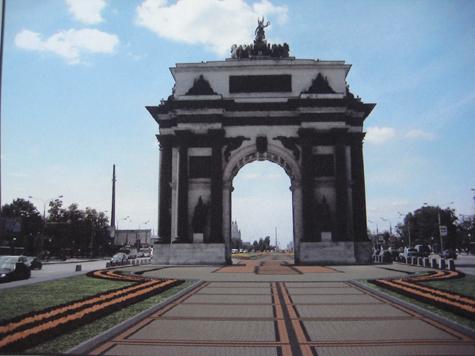 В столице расцветет самая большая клумба России