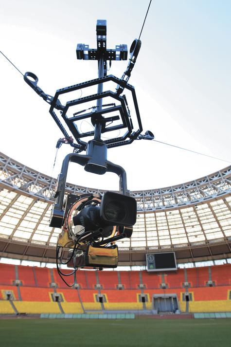 Василий Кикнадзе: «Сочи-2014 покажем в лучшем виде. А тренируемся на митингах»