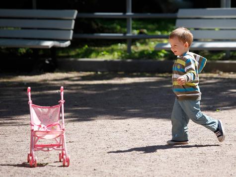 Отдать на несколько часов или на целый день своего ребенка в руки опытных педагогов бесплатно смогут родители в Центральном округе Москвы