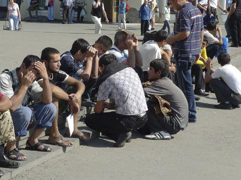 52 мигранта задержаны на стройке в аэропорту