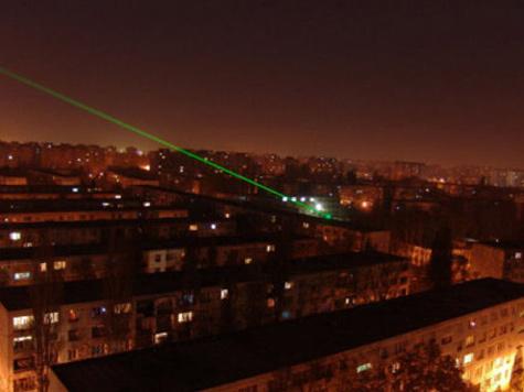 В Ростове-на-Дону объявили лазерную войну