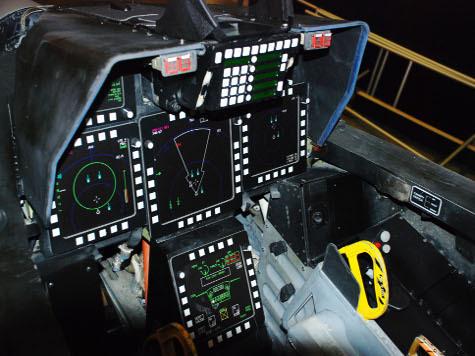 Новая технология будет применяться прежде всего для обучения пилотов F-22 и F-35