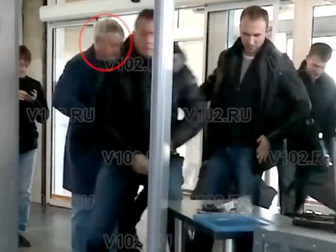 Снова пьянство в аэропорту: теперь отличился глава волгоградского облизбиркома