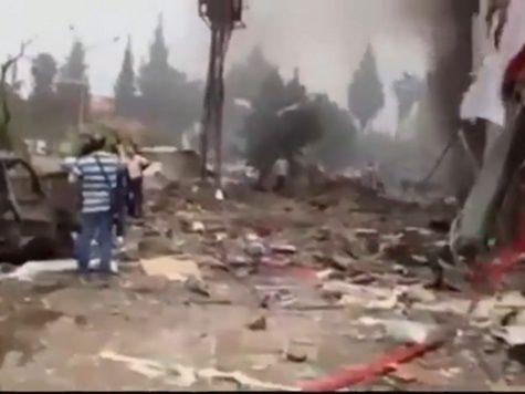 Политики гадают о целях терактов на границе с Сирией