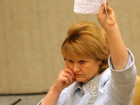 Избиратели КПРФ на Ставрополье выступают против Нины Останиной