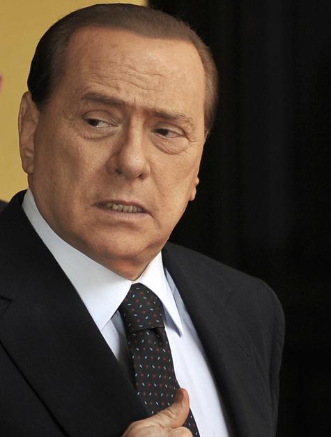 Берлускони предпочел Путина телешоу