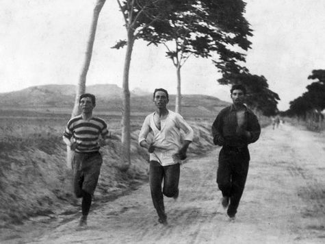 Марафонский бег разрушителен для здоровья