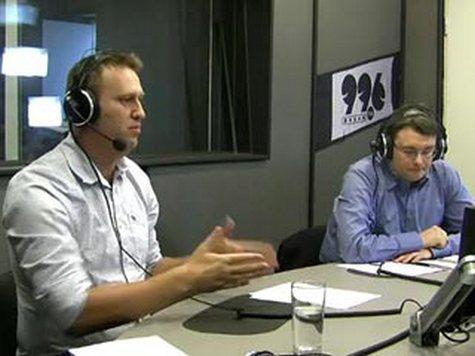 Навальный победил в споре о коррупции в «Единой России»
