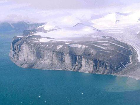 Таяние полярных льдов: хорошо для бизнеса, плохо для жизни на земле