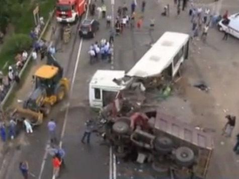 Убийца 18 человек на грузовике - из семьи потомственных водителей