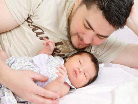 Еще один мужчина смог родить ребенка