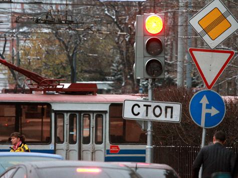 Профсоюзную улицу очистят от светофоров