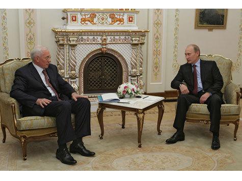 Россия и Украина подружат самолеты, корабли, ГЭС и АЭС