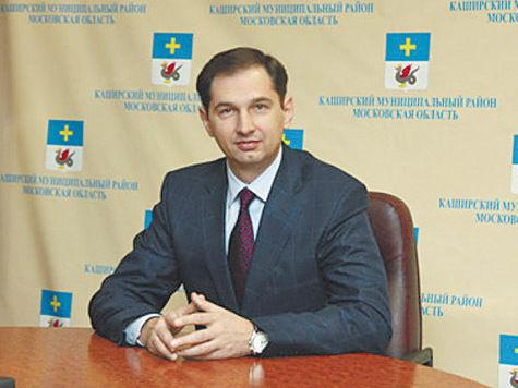 Глава Каширского района подал в отставку