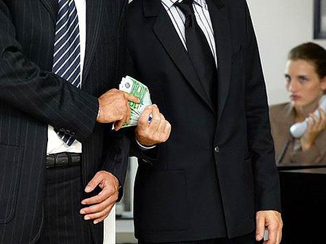 Расходы – доходы = коррупция