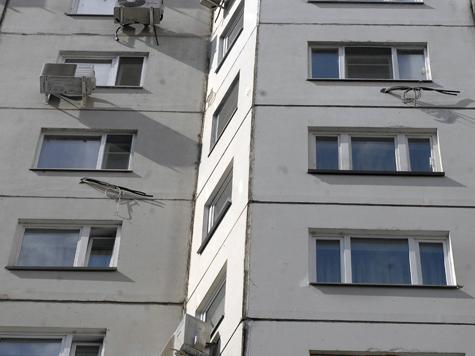 Мать и сын сбежали в окно от запаха валерьянки