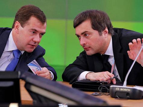 Сурков ничего не слышал о
