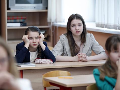 Чему попы могут научить школьников?