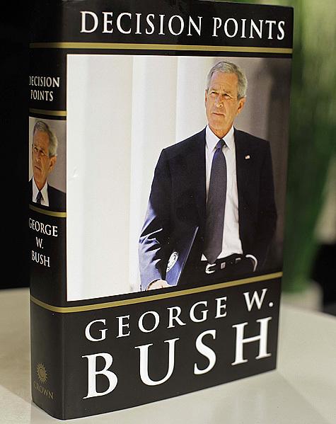 Буш и Путин померились собаками