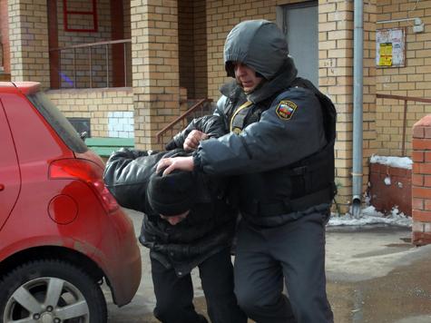20-летнего уроженца Дагестана взяли прямо из-за стола