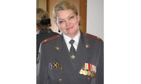 В дорожном инциденте на Пятницком шоссе погибла во вторник начальник отделения воспитательной работы УВД по Северному округу подполковник Людвига Грейм