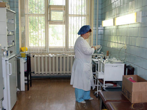 Реплика Юлии Калининой