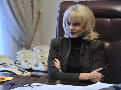 Голикова все-таки станет председателем Счетной Палаты