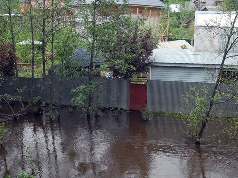 «Климат меняется, наводнения, ураганы и засухи будут еще более рекордными и частыми»