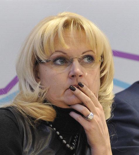 «Мужественная» Татьяна Голикова назначена главой счетной палаты