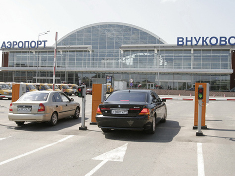 Цены на парковку в аэропорту снизили в спешке