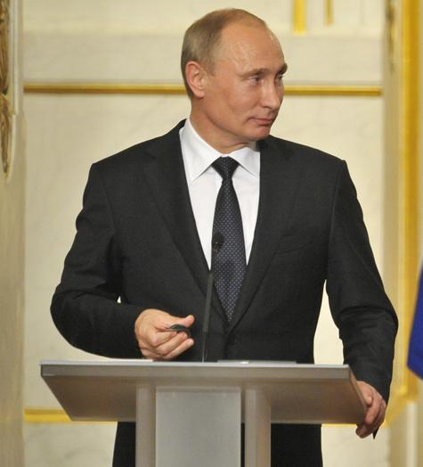 Путин отнял модернизацию у Медведева
