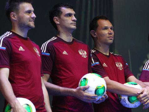 Сборная России сыграет на чемпионате мира в кремлевской форме