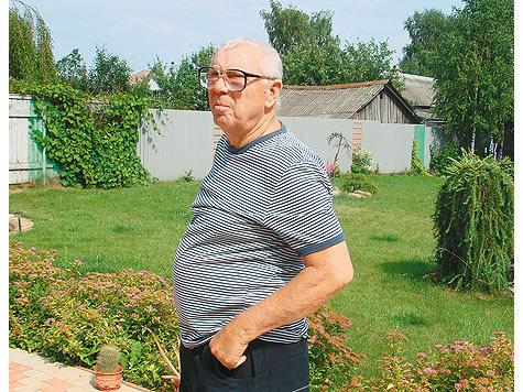 Пенсия в исполнении Олега Анофриева