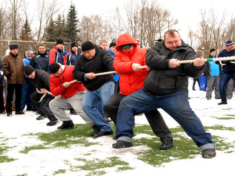 Областные полицейские показали высший дорожно-спортивный класс