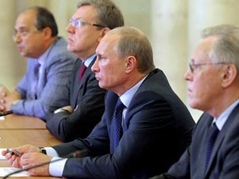 Премьер со скепсисом выслушал идеи экономического блока РАН