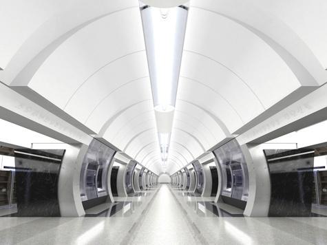 """Только в """"МК"""" — проект еще одной кольцевой линии подземки"""