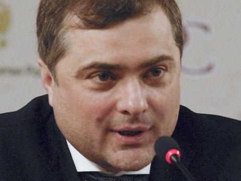 Сурков оттеснит Голикову от Путина?