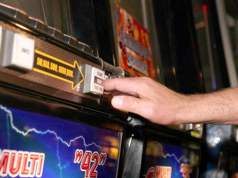 За подпольные казино хотят сажать в тюрьму на год