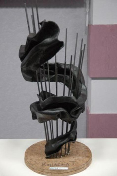 Памятник ткани принес москвичке победу и на конкурсе, и в суде
